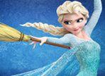 Elsa è indaffarata con le faccende domestiche. Il castello è in disordine e per l'occasione, chiede il tuo prezioso aiuto. Rimetti tutto apposto prima dello scadere del tempo!