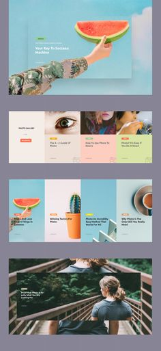 Elina Chanieva on Behance - pinned by www.tooplate.com