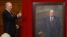 Former prime minister Paul Martin used the unveiling of his official portrait on Parliament Hill Wednesday to settle some old scores but also to deliver words of wisdom for the rookie parliamentarians gathered for the event.