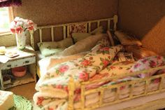 Tiny Little Life: Mission ´BED´ completed.