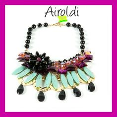 Collana fashion Airoldi  www.airoldifashion.com