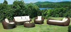 Tekzen bahçe oturma grupları 2014 | Dekorasyon fikirleri