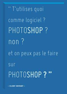 Client suivant: Photoshop (rapporté par Julien)