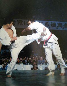 Kyokushinkai Karate.