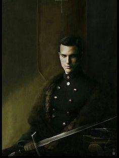 Faleandros Lluminar Castillaverde, son of President Analea Castillaverde of the Confederated Waymar Islands