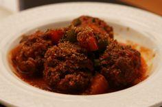 Michael Psilakis's Greek Meatballs