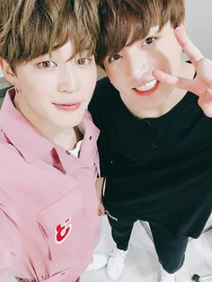 BTS 4th anniversary- jungkook and jimin