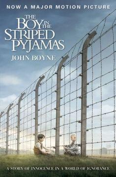 """The Boy in the Striped Pyjamas de John Boyne. Amazing view through a child's eyes"
