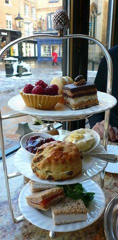 Bettys is an institution, and rightly so. Pictured here is the Harrogate branch in England.Visit All About Cuisines for our guide to the best online stores for quality Tea and Coffee and get great SAVINGS. Shop Now! http://www.allaboutcuisines.com/online-shops/coffee-and-tea #Tea
