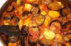 5 Νηστίσιμα φαγητά που πρέπει να δοκιμάσεις! | ediva.gr Briam, Greek Recipes, Ratatouille, Chicken Recipes, Food And Drink, Cooking Recipes, Vegan, Vegetables, Breakfast