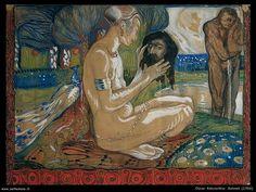 Salome - Oskar Kokoschka (1906)