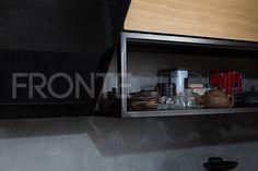 • Urban Grey • #kitchen #kitchendesign #interiordesign #industrial #industrialstyle #industrialkitchen #grey #greyinspiration #wood #metal #eclectic #smallplace #smartdesign #technology #furniture #madetomeasure #craftfruniture #frontefurniture #frontedesign Small Places, Smart Design, Industrial Style, Kitchen Design, Kitchen Appliances, Urban, Technology, Interior Design, Grey