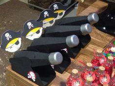 Canhão do Pirata - tubete