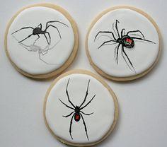 black widow. Cookies?