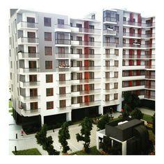 Pierwsza część naszej inwestycji #developer #makieta #mieszkanie #home #apartamenty