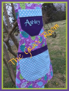 New Apron Listed in The Grace Room!  Check out this item in my Etsy shop https://www.etsy.com/listing/268086166/personalized-peacock-chef-or-cooking