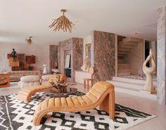 KELLY WEARSTLER | INTERIORS. Malibu Beach House, Living Room
