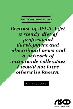 ASCD is accepting applications for the 2016 Emerging Leaders Class February 1–April 1, 2016. Learn more by clicking the image.
