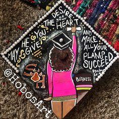 Go to website to purchase Custom Graduation Caps, Graduation Stole, Graduation Cap Designs, Graduation Cap Decoration, Graduation Diy, Grad Cap, Girl Graduation Pictures, Grad Pics, Cap Decorations