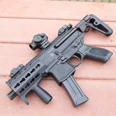 military-life: Sig Sauer MPX