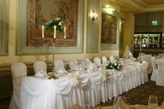 Top Table, Tapestry Room, Granville Hotel, Waterford