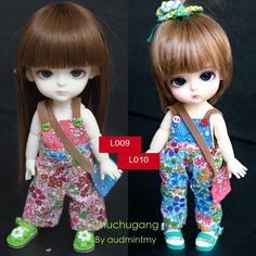 Flower babies Overall For Lati Yellow, Lati yellow , Pukifee, Secretdoll Person picclick.com