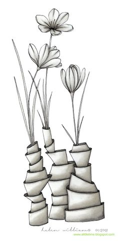 "crocus: Another example of tangle ""stacks"""