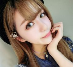 Buy Contact Lenses Online Graceful Colored Circle Lenses Winter Love Caesious