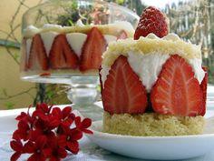 Frasier Cake :)  crema muselina, interesante :) <3