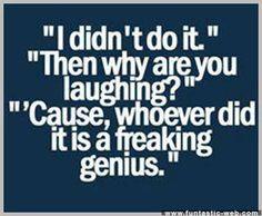 Freaking Genius