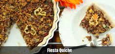 More info at vegetarianrecipes.tv - Hot In The Kitchen Apps It's available on iPhone/iPadAndroid Quiche, Waffles, Vegetarian Recipes, Spices, Ipad, Android, Iphone, Tv, Breakfast