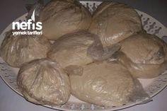 Yeast Dough (Super Idea for Employees) Recipe for Freezer - Cute Food, Yummy Food, Pie Recipes, Cooking Recipes, Recipies, Ramadan Desserts, Baklava Recipe, Pastry Art, Recipe Mix