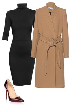 """""""Untitled #640"""" by madelin-ruby ❤ liked on Polyvore featuring Undress, IRO and Christian Louboutin"""