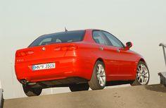 Alfa Romeo 166 Ti (2007)