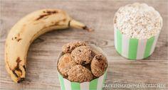 Haferflocken-Kekse kalorienarm, ohne Zucker, ohne Fett