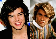 Hairstyles for men in 1980s- floppy hair