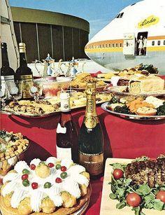 National Airlines, Spacecraft, Aviation, Aircraft, Vintage Airline, Food, Essen, Spaceship, Meals