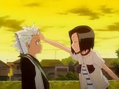 """Toshiro x Karin can we appreciate that Toshiro is genuinely confused he's like """"What. Why is she touching me. Shouldn't she be scared. What."""" And Karin is like """"That was cool!"""" Toshiro is all tense and Karin is relaxed"""