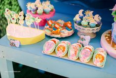 """Julia's """"My Great Big God"""" Inspired Party – Sweets Party Sweets, Pink Table, Party Themes, Party Ideas, Let Them Eat Cake, 1st Birthday Parties, Amazing Cakes, First Birthdays, Catering"""