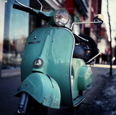 So we can go on Vespa rides together @Sarah Scroggy!