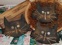 ePatterns - Halloween - Primitive Handmade Crafts and Home Decor by Old Annie