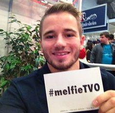 Unser #melfieTVO - Flyer hat wieder zugeschlagen