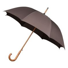Warwick Windproof Walking Umbrella Grey | Umbrella Heaven #umbrella #umbrellas