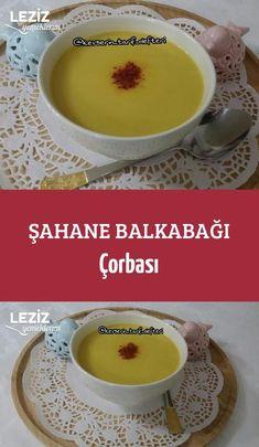 Fantastic Pumpkin Soup – My Delicious Food – Beliebt Appetizer Recipes, Soup Recipes, Dessert Recipes, Desserts, Pumpkin Soup, Pumpkin Recipes, Turkish Recipes, Ethnic Recipes, Crock Pot Food
