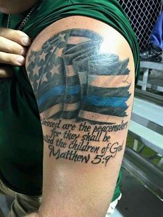 1000 images about law enforcement tattoos on pinterest punisher skull tattoo thin blue lines. Black Bedroom Furniture Sets. Home Design Ideas