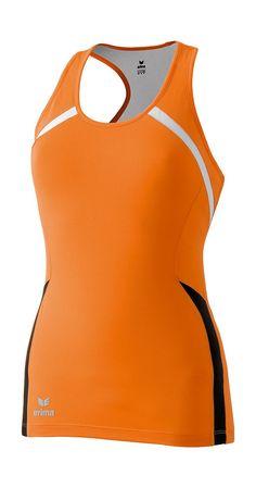 Razor Line Tank Top Damen    Feminine Optik und optimale Bewegungsfreiheit bietet Dir unser stylisches RAZOR Tank Top    - enganliegender Damenschnitt  - optimale Passform durch elastisches Funktionsmaterial  - integriertes und individuell verstellbares Bustier  - überragende Belüftung und bestmögliche Kühlung durch Mesheinsatz am Rücken    QUICKDRY - Funktion: Feuchtigkeitstransport von innen ...
