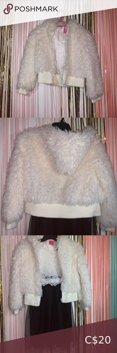Off white Jacket Pretty jacket to syle with dresses casual and formal. Dress sold separately. Jackets & Coats Off White Jacket, Down Winter Coats, Old Navy Vest, Baby Uggs, Sorel Joan Of Arctic, Spring Jackets, Spaghetti Strap Dresses, Sweater Shirt, Formal Dress