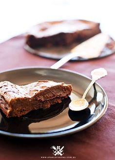 Fondant au chocolate - Ingredients: 200g good quality dark chocolate ...