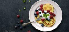 Recept: Lívanečky z krémového sýru Whole 30, Lchf, Food Inspiration, Low Carb, Gluten Free, Healthy Recipes, Breakfast, Sweet, Blog