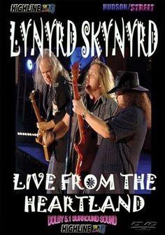 Lynyrd Skynyrd: Live from the Heartland (2008, DVD New)